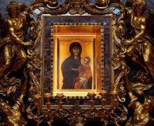 Папа: вера подвергается опасности, если мы не прибегаем к Божьей Матери
