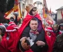В традиционных парадах волхвов участвовали более миллиона поляков (ФОТО)