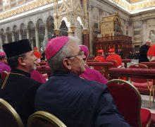 Российские делегаты визита «ad limina» уже в Риме (ФОТО)
