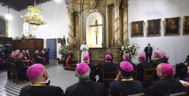 Папа: клерикализм — это карикатура на призвание (+ ФОТО)