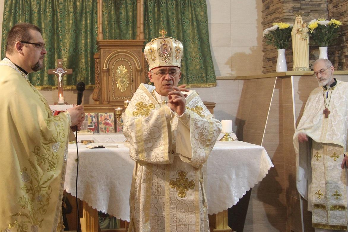 Владыка Иосиф Верт отслужил Божественную Литургию в московском Кафедральном соборе Непорочного Зачатия