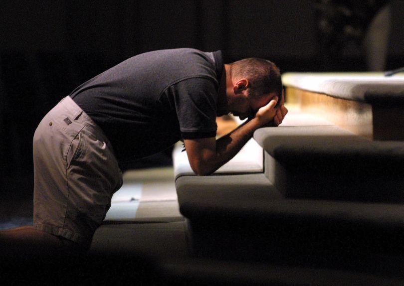 20% британских атеистов регулярно молятся
