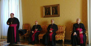 29 января начался визит ad limina католических епископов из России