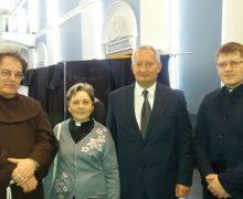 Запомнить навсегда призыв — «Не убивай»! В Новосибирске прошел день памяти жертв Холокоста