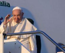 Папа Франциск отправился в Чили