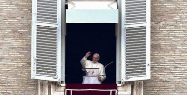 Слово Папы Франциска перед чтением молитвы «Ангел Господень» во 2-е Рядовое воскресенье. 14 января 2018 г., площадь Св. Петра