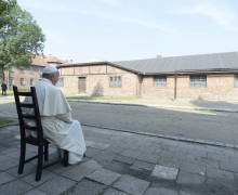 Худший ужас человечества. Мир отметил 73-ю годовщину освобождения лагеря смерти Освенцим