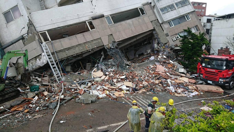 Папа выразил солидарность с жителями Тайваня, пострадавшими от землетрясения