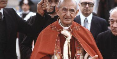 Папа Павел VI будет причислен к лику святых уже в этом году
