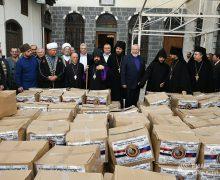 Межрелигиозная делегация из РФ была в 100 м от обстрела пункта гумпомощи в Сирии