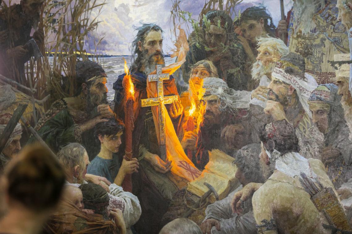 В Италии открываются Дни духовной культуры России