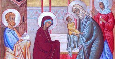 «Ныне ветхий днями становится Младенцем»: праздник Сретения в византийской традиции
