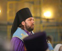 Епископ Гатчинский и Лужский благословил священников молиться о здравии священника Глеба Грозовского