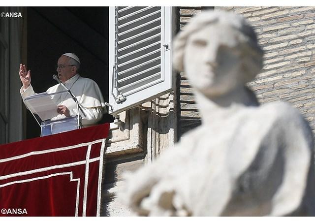 Слово Папы Франциска перед чтением молитвы «Ангел Господень» в 6-е Рядовое воскресенье. 11 февраля 2018 г., площадь Св. Петра