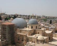 Храм Гроба Господня закрыт в знак протеста против давления Израиля на христианские общины