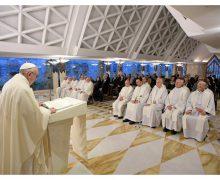 Папа Франциск о важности быть настойчивым и терпеливым