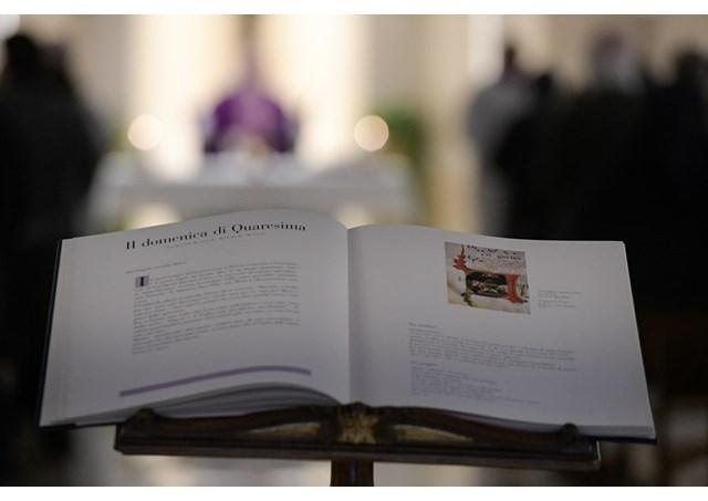 В своей проповеди на Мессе в Доме Св. Марфы Папа рассказал о том, каким должен быть диалог с грешником