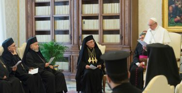 Папа Франциск принял членов Синода Мелькитской Католической Церкви