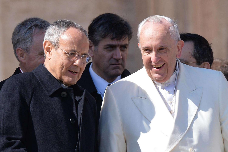 Папа встретился с президентом движения «Общение и освобождение» о. Карроном