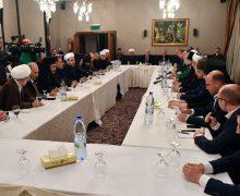 В Дамаске состоялась встреча религиозных общин Сирии и России