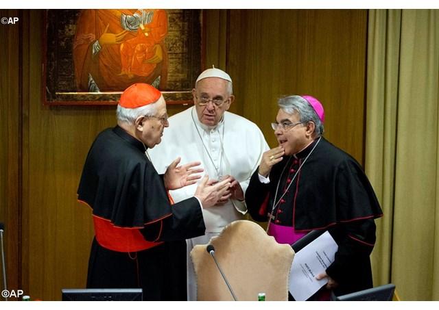 Секретарь Совета кардиналов о значимости духовных упражнений для реформы Римской Курии
