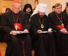 Состоялась православно-католическая конференция, приуроченная ко второй годовщине встречи Папы Франциска и Патриарха Кирилла