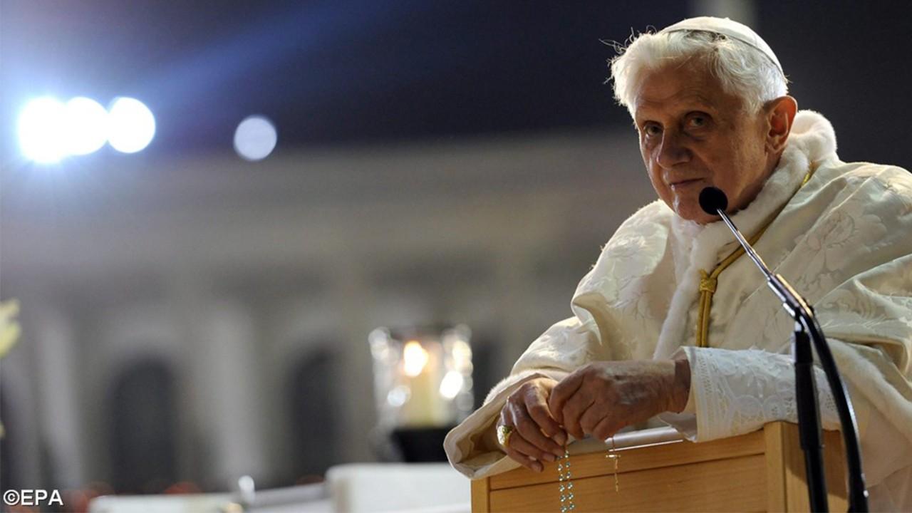 Бенедикт XVI о своем «последнем этапе паломничества по пути Домой» (ФОТО)