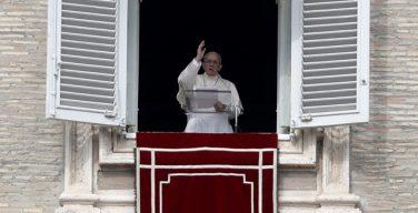Слово Папы Франциска перед молитвой «Ангел Господень» в 3-е воскресенье Великого Поста. 4 марта 2018 г., площадь Св. Петра