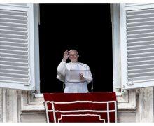 Слово Папы Франциска перед молитвой «Ангел Господень» в 5-е воскресенье Великое Поста. 18 марта 2018 г., площадь Св. Петра