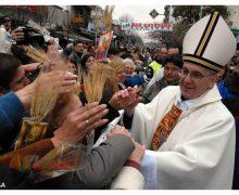 Папа Франциск написал письмо землякам