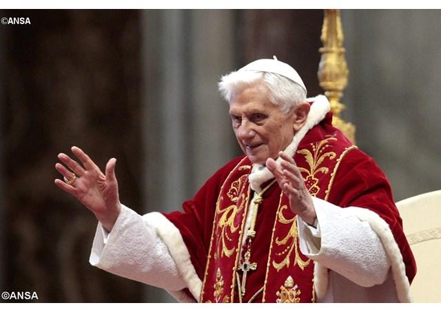 Пять лет назад завершился понтификат Бенедикта XVI