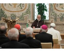 Проповедник Папского Дома в своей пятой великопостной проповеди говорил о грехе нечистоты