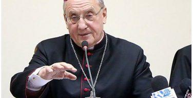 Архиепископ Тадеуш Кондрусевич подвел итоги визита белорусских епископов ad limina