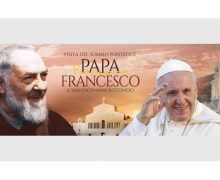17 марта Папа Франциск посещает места рождения и служения святого Отца Пио