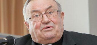 Скончался кардинал Карл Леман