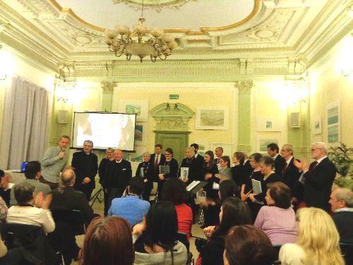 В Москве прошел концерт-свидетельство об основателе итальянского католического фонда «Христианская Россия»
