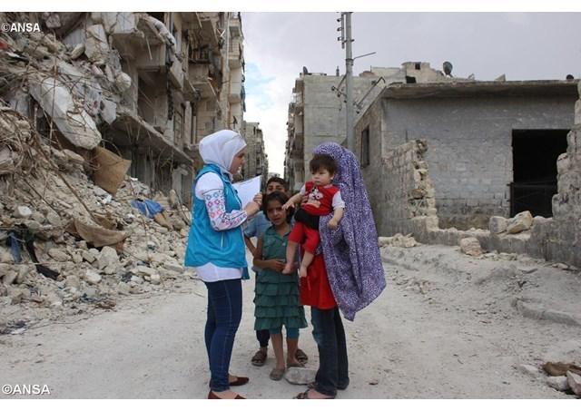 «Имя и будущее»: межрелигиозный проект помощи беспризорным детям-сиротам Алеппо