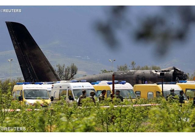 Папа Франциск скорбит о жертвах авиакатастрофы в Алжире