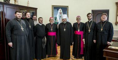 Завершился визит епископа Иосифа Верта и архиепископа Челестино Мильоре в Кузбасс
