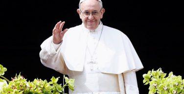 Папа Франциск отпраздновал свои именины