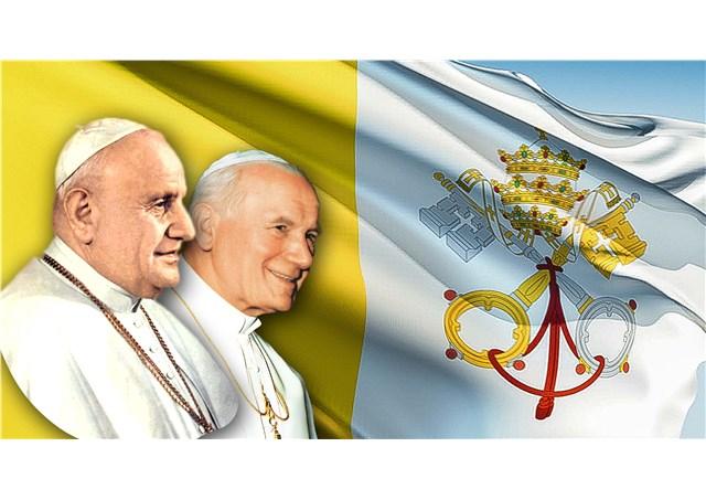 27 апреля — четвертая годовщина провозглашения святыми Иоанна Павла II и Иоанна XXIII