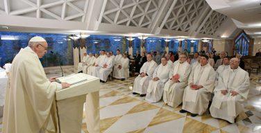 Папа Франциск на Мессе в Доме Св. Марфы: Церковь нуждается в пророках