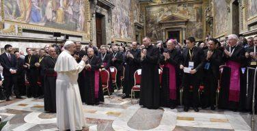 Папа Франциск призвал Миссионеров Милосердия уподобиться любящему отцу из притчи о блудном сыне