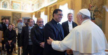 Папа Франциск встретился с членами ассоциации «Священники Прадо»