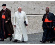 На очередном заседании Совета кардиналов обсуждался текст новой Апостольской Конституции