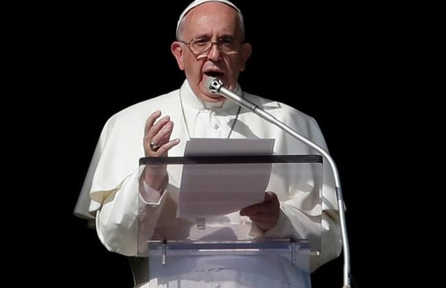 Слово Папы Франциска после молитвы Regina Caeli: о необходимости поиска мирного решения в Сирии и «голгофе» тяжело больных людей