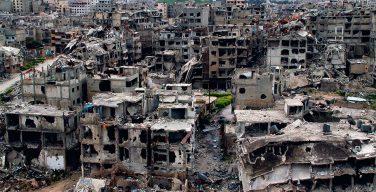Митрополит Иларион обнародовал миротворческое воззвание религиозных лидеров в связи с ситуацией в Сирии