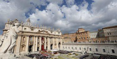 Папа Франциск обратился с традиционным Пасхальным посланием «Граду и Миру»
