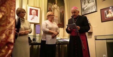 В Санкт-Петербурге открылась выставка «Дары Ватикана»