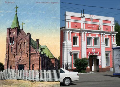 Костел раздора: как идет суд по делу о принадлежности храмового здания в Барнауле
